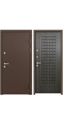 Дверь входная металлическая Snegir металл/TS1