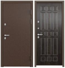 Дверь входная металлическая Snegir металл/TS2