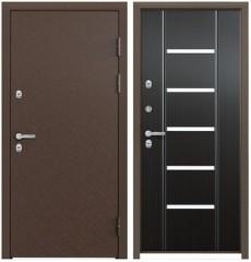 Дверь входная металлическая Snegir металл/TS3