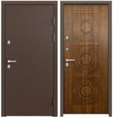 Дверь входная металлическая Snegir металл/TS-4