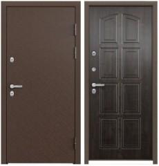 Дверь входная металлическая Snegir металл/TS6