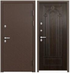 Дверь входная металлическая Snegir металл/TS7