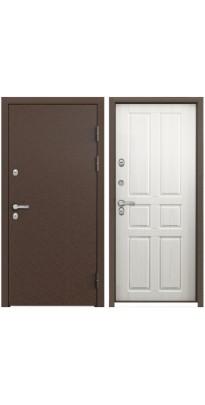 Дверь входная металлическая Snegir металл/TS8
