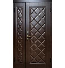 Входная, распашная дверь из серии Steco