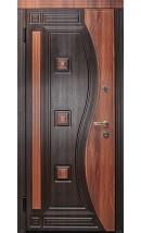 Входная металлическая дверь «Домино»