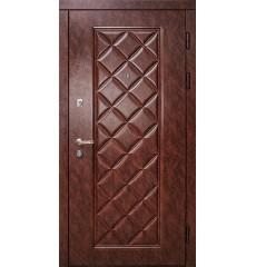 Двери входные металлические «Лондон Люкс»