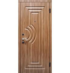 Входная металлическая дверь «Респект Трио»