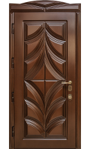 Дверь для дома «Стар 3D»