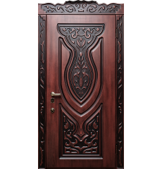 Входная металлическая дверь «Къуванч »