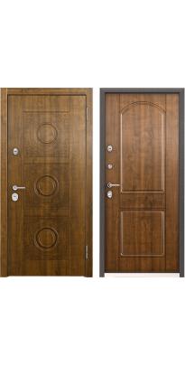 Дверь входная металлическая Ultimatum KB-1 \ KB-8