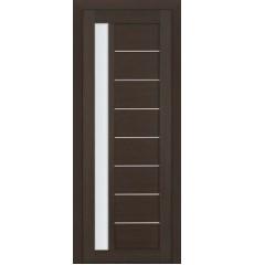Двери межкомнатные QUATTRO-15 венге, беленый дуб