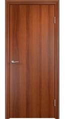 Дверь деревянная межкомнатная ДПГ итальянский орех