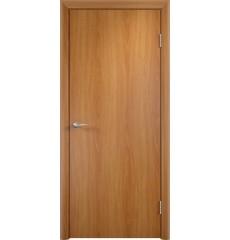 Дверь деревянная межкомнатная ДПГ миланский орех