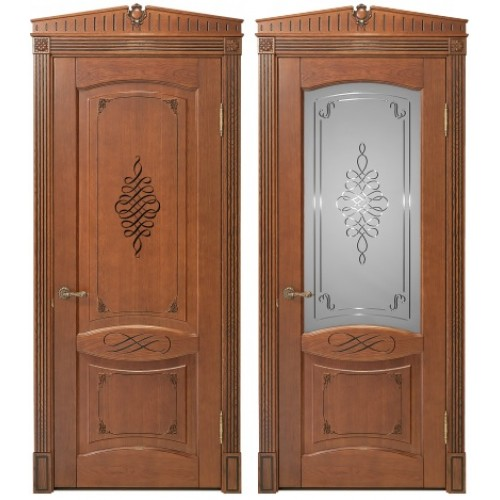 Двери из шпона - Серия Стандарт
