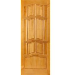 Дверь деревянная межкомнатная Ампир массив сосны под лаком