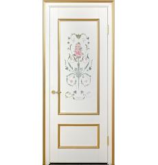 Дверь деревянная межкомнатная Луара массив бука