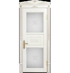 Дверь деревянная межкомнатная Шервуд массив ясеня