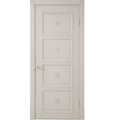 Дверь деревянная межкомнатная Палермо массив бука