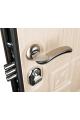 Дверь металлическая СЕНАТОР S Кельт2/Vinorit / Кельт/ Беленый дуб