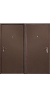 Дверь металлическая ПРОФИ мет./мет.