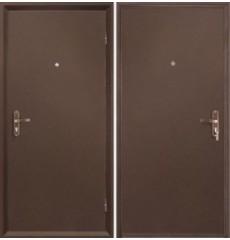 Дверь входная металлическая ПРОФИ медь антик/медь антик
