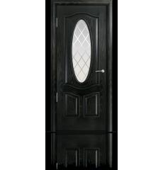 Дверь деревянная межкомнатная БАРСЕЛОНА ясень винтаж