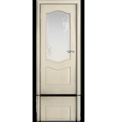 Дверь деревянная межкомнатная МАРСЕЛЬ ясень жемчуг