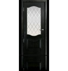 Дверь деревянная межкомнатная МАРСЕЛЬ ясень винтаж