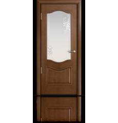 Дверь деревянная межкомнатная МАРСЕЛЬ палисандр