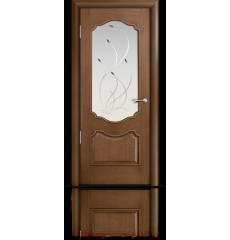 Дверь деревянная межкомнатная МИЛАН палисандр