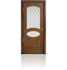 Дверь деревянная межкомнатная РИМ палисандр
