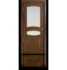 Дверь деревянная межкомнатная ВЕНЕЦИЯ палисандр