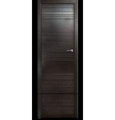 Дверь деревянная межкомнатная ID E неро