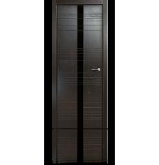 Дверь деревянная межкомнатная ID X неро