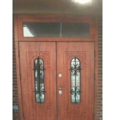 Дверь входная металлическая 11+11 индивидуальный заказ