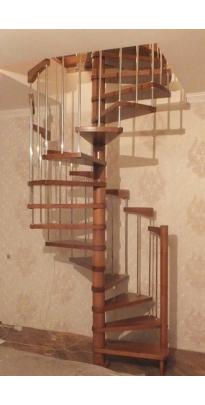 Лестница винтовая серии Universal