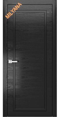Дверь деревянная межкомнатная Line-1