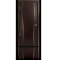 Дверь деревянная межкомнатная ОМЕГА 1 венге