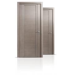 Дверь деревянная межкомнатная QDO  дуб грейвуд
