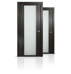 Дверь деревянная межкомнатная QDO X ясень винтаж