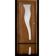 Дверь деревянная межкомнатная ЛАНТАНА анегри