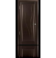 Дверь деревянная межкомнатная ЛАНТАНА венге