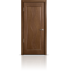 Дверь деревянная межкомнатная ВЕСТА палисандр