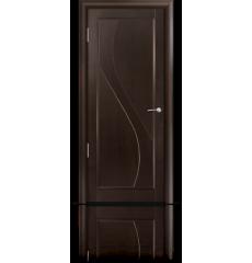 Дверь деревянная межкомнатная ЯНА венге