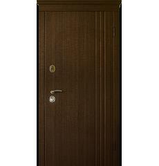 Дверь входная металлическая ФЛЕШ венге